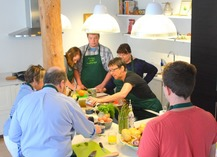 COOKING CLASSES BY THE CANAL DU MIDI - Trèbes