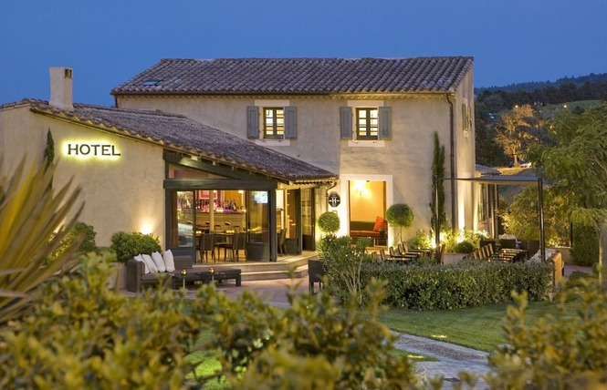 HOTEL DU CHATEAU & SPA 1 - Carcassonne