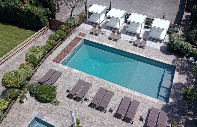 HOTEL DU CHATEAU & SPA 4 - Carcassonne