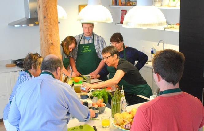COOKING CLASSES BY THE CANAL DU MIDI 1 - Trèbes