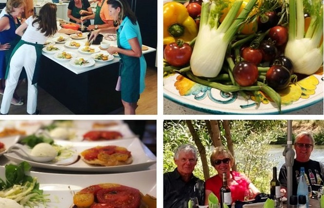 COOKING CLASSES BY THE CANAL DU MIDI 2 - Trèbes